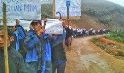 ngày 18 tháng 3 năm 2014, hàng ngàn đồng bào H'Mong từ 4 tỉnh phía Bắc đã kéo đến tòa án huyện Hàm Yên, tỉnh Tuyên Quang để đòi trả tự do cho ông Thào Quán Mua, bị xét xử theo điều 258.