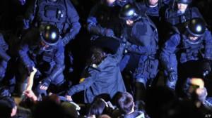 Thủ tướng Đài Loan quyết định dùng vũ lực với người biểu tình do 'nguy hại tới an ninh'