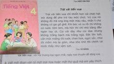 """SGK Tiếng Việt lớp 4 - tập 2, trang 51 (NXB Giáo Dục - 2005) vẫn dùng từ """"ngọt sắc"""""""