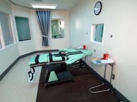 Một phòng thi hành án tử hình bằng cách chích thuốc độc. wikipedia