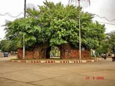 Thành nhà Mạc không chỉ là di tích lịch sử lâu đời mà còn là một trong những thắng cảnh của thành phố Tuyên Quang.