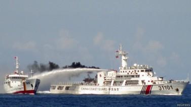 Ông Carl Thayer cho rằng các cuộc đối đầu liên tiếp trên biển có thể gây ra thiệt hại về nhân mạng