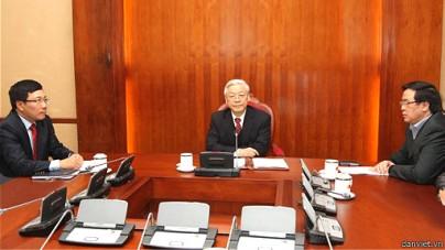 Việt Nam vẫn e ngại làm mất lòng Trung Quốc và muốn giữ quan hệ hữu nghị, theo nhà bình luận