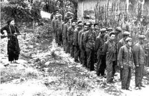 Tù binh TQ bị bắt trong cuộc chiến  biên giới 2-1979