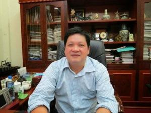 Ông Nguyễn Văn Cường, GĐ Bảo tàng Lịch sử Quốc gia