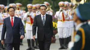 Thủ tướng Việt - Trung: Nguyễn Tấn Dũng và Lý Khắc Cường