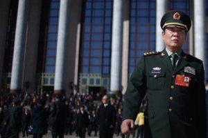 Chính ủy Lưu Nguyên là ứng cử viên hàng đầu cho chức Phó Chủ tịch Quân ủy Trung ương (CMC). Ảnh: CFP