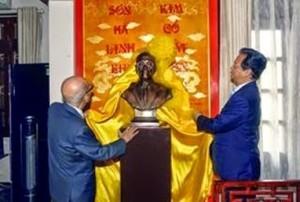Thủ tướng Nguyễn Tấn Dũng Mừng thọ GS Vũ Khiêu