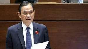 Bộ trưởng Bộ Nội vụ Nguyễn Thái Bình là 1 trong 4 người có số phiếu tín nhiệm cao ít nhất