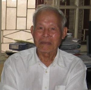 Luật sư Trần Lâm năm 2008. Photo: Phạm Hồng Sơn