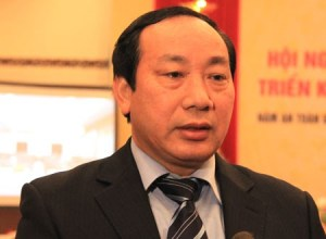"""Thứ trưởng Nguyễn Hồng Trường có nhiều bút phê """"lạ"""" vào đơn xin dự án của doanh nghiệp."""