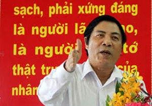 Nguyễn Bá Thanh, Trưởng Ban Nội chính Trung ương ĐCSVN