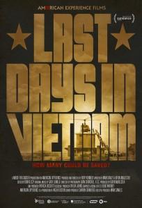 Poster Last Days in Vietnam (Những Ngày Cuối Cùng ở Việt Nam)