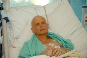 Alexandre Litvinenko trong bệnh viện