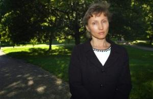 Bà Marina Litvinenko