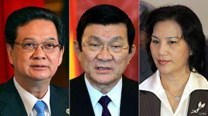 Thủ tướng, Chủ tịch nước và Phó Chủ tịch Quốc hội được cho là đứng đầu về tín nhiệm