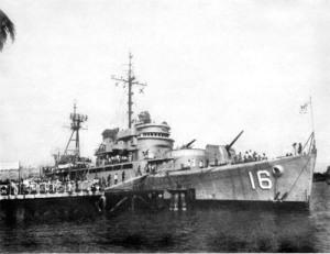 Tuần dương hạm Lý Thường Kiệt HQ.16