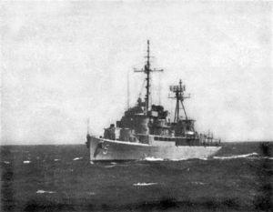 Tuần dương hạm Trần Bình Trọng HQ.5