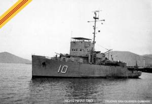 Hộ tống hạm Nhựt Tảo HQ.10
