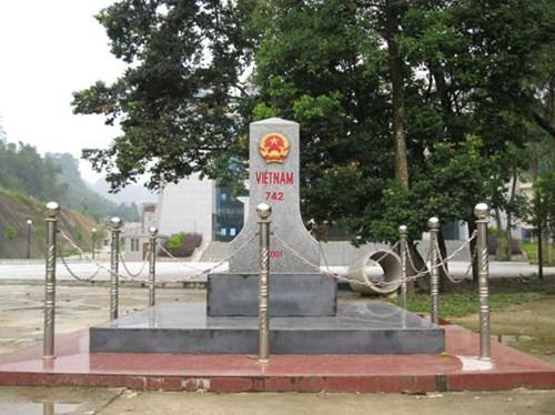 Cửa khẩu Trà Lĩnh (Cao Bằng), nơi ghi dấu chiến công của lực lượng trinh sát, bóc dỡ mạng lưới gián điệp Trung Quốc năm 1974