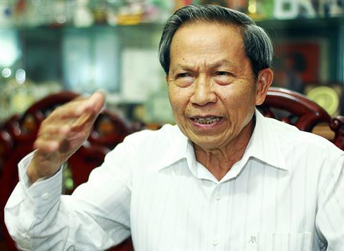Thiếu tướng Lê Văn Cương. Ảnh: Nguyễn Khánh/TTO