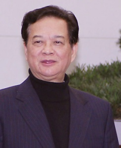 Thủ tướng phát biểu tại hội nghị sáng 19/2. Ảnh: N.Hưng.