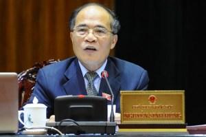 Theo Chủ tịch Quốc hội Nguyễn Sinh Hùng, không nên có Hội đồng bầu cử quốc gia độc lập.