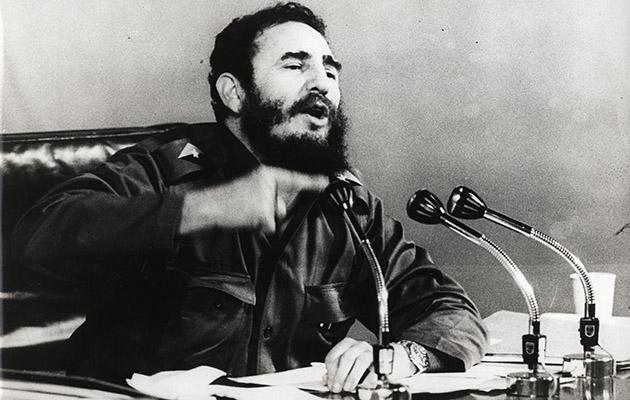 President of Cuba Fidel Castro 1926 -