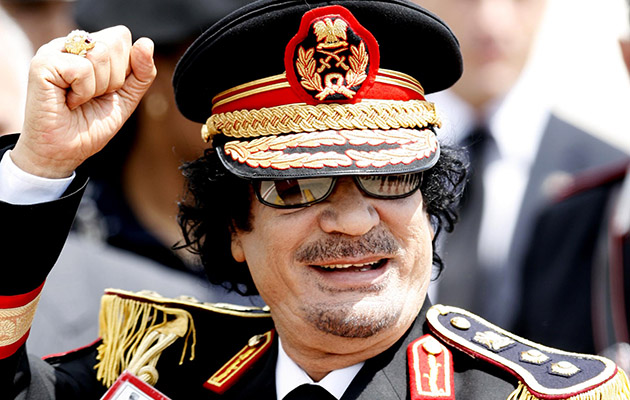 Muammar Gaddafi 1942 – 2011 Libyan Leader