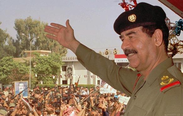 Iraqi Dictator Saddam Hussein 1937 - 2006
