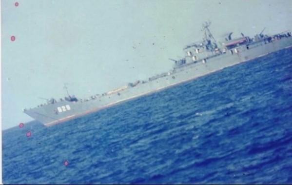 Con tàu mang số hiệu 929 này đóng vai trò soái hạm và hậu cần của Hạm đội Nam Hải tham gia  Hải chiến Trường Sa