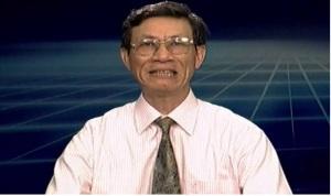 """PGS Vũ Quang Hiển, ĐH Quốc gia Hà nội chứng minh câu: """"láo như vẹm"""" vẫn còn đúng!"""