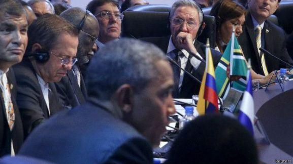 Năm nay là lần đầu tiên Cuba tham dự Hội nghị Thượng đỉnh các nước châu Mỹ