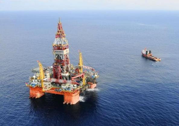 Giàn khoan Hải Dương 981 của Trung Quốc