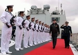 Ảnh: Hải quân Hoa Kỳ. Photo:  Chief Mass Communication Specialist Sam Shavers/Released