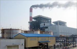Một trong 3 nhà máy nhiệt điện ở Vũng Áng.  Hình: Internet