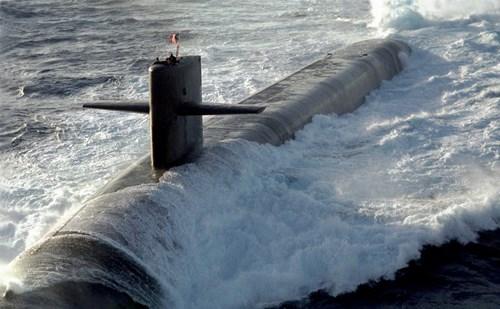 Tàu ngầm Mỹ - Hình minh họa