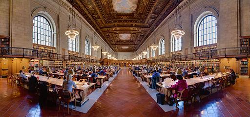 Thư viện New York