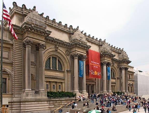 Bảo tàng Nghệ thuật Metropolitan, New York.