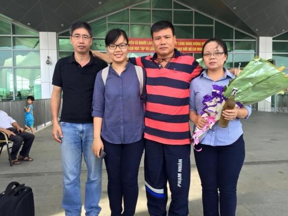 Sân bay Vinh. Nguồn: FB Trương Huy San