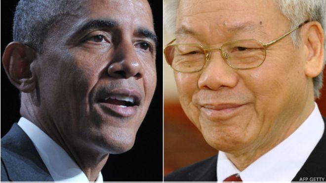 Đây sẽ là lần đầu tiên một tổng bí thư Đảng Cộng sản Việt Nam vào Nhà Trắng