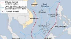 TQ đòi chủ quyền ở Biển Đông