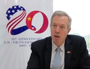 Đại sứ Hoa Kỳ tại Việt Nam Ted Osius.