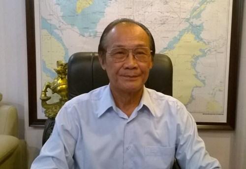 Tiến sĩ Trần Công Trục, nguyên Trưởng ban Biên giới Chính phủ