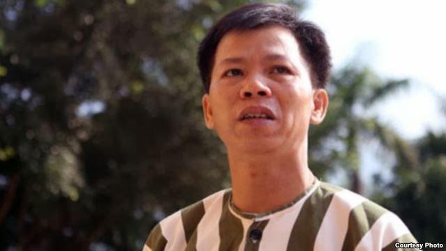 Ông Nguyễn Thanh Chấn, nạn nhân của một vụ án oan. (Ảnh: Danlambao)
