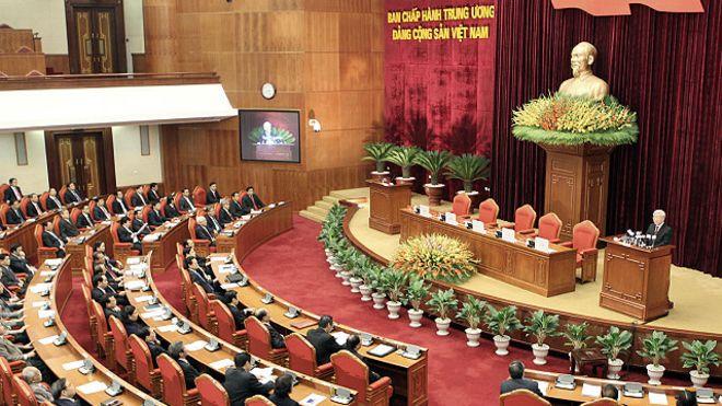 Đảng Cộng sản Việt Nam đã phát động cuộc chỉnh đốn Đảng