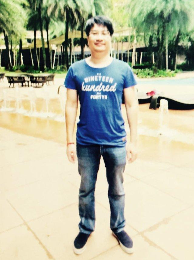 Giang Kim Đạt - Ảnh: Công an cung cấp