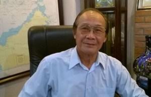 Tiến sĩ Trần Công Trục, nguyên Trưởng ban Biên giới Chính phủ.