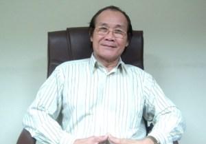 Tiến sĩ Trần Công Trục, nguyên Trưởng ban Biên giới Chính phủ. Ảnh: Tuấn Nam/GDVN.