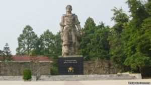 Khu tượng đài Quang Trung tại Gò Đống Đa